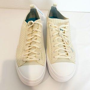 Native Jefferson 2.0 Liteknit Shell White Sneakers